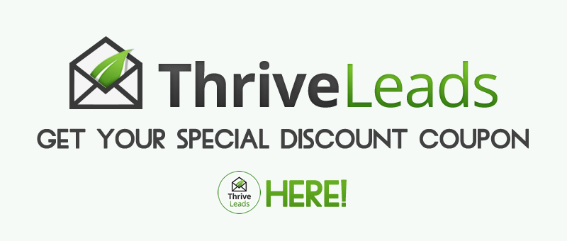 Best Thrive Themes Discount Code –  Save Up to 85%