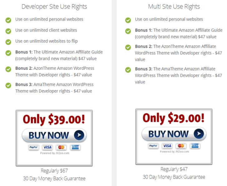 EasyAzon Discount Code